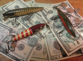 prices i will pay for antique fishing lures i buy old